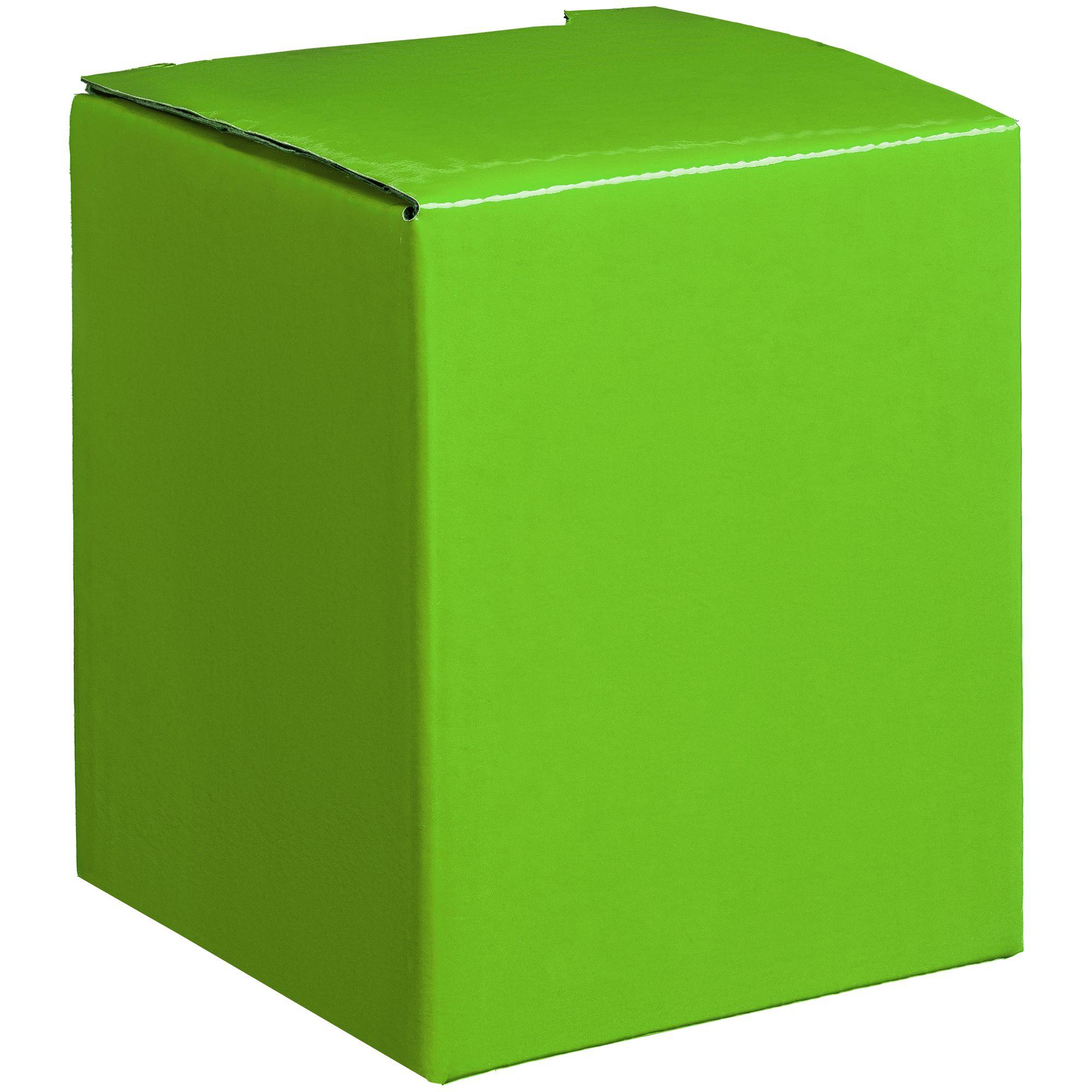 Картинка зеленой коробки