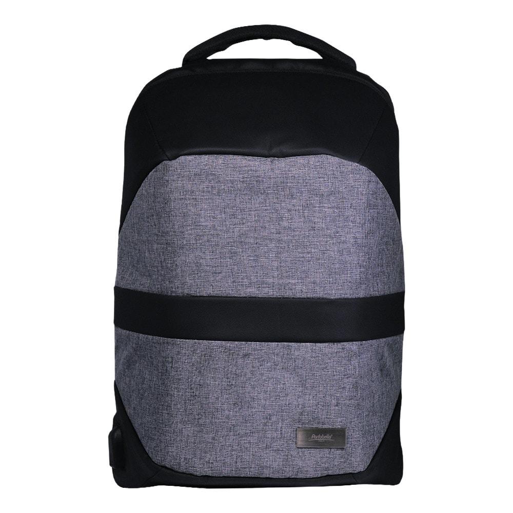 da780ce7c406 Спорт рюкзак с USB разъемом «Leardo» Portobello - с логотипом ...