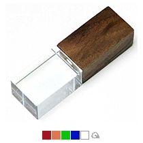 Флеш-накопитель прямоугольной формы, под гравировку 3D