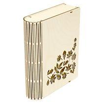 Деревянная упаковка «Книжка»