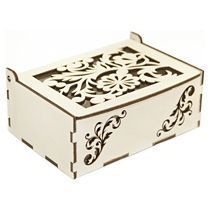 Деревянная коробка «Шкатулка»