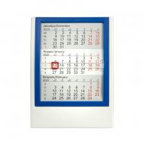 Настольный календарь «Акцент» на 2 года
