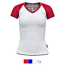 Футболка «Moscow Style W», женская