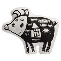 Игрушка «Свинка, витающая в облаках», большая
