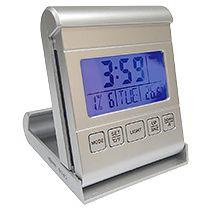 Часы складные с датой и термометром «Ньюпорт»