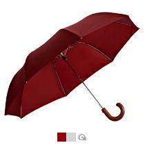 """Зонт складной 23"""", полуавтомат, 2 сложения"""