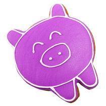 Имбирный пряник «Свинка №3»