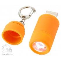 Мини-фонарь Avior с зарядкой от USB превью