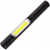 Фонарик-факел LightStream, большой, черный