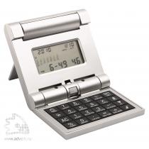 Калькулятор с мировым временем превью