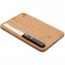 Разделочная доска и нож «Fruhstuck»