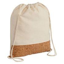 Рюкзак из хлопка и пробки