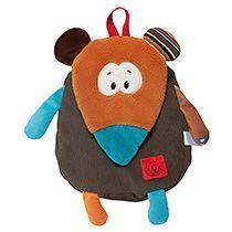 Сумка-рюкзак «Мышонок Beck», детский