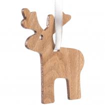 Деревянная подвеска Carving Oak