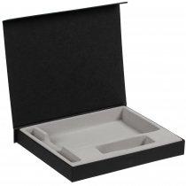 Коробка Doc под блокнот, аккумулятор и ручку, чёрная