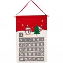 Адвент-календарь «Noel», с пингвинами