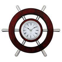 Настенные часы «Штурвал»