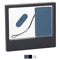 Подарочный набор «Камень», покрытие soft grip, в черном футляре