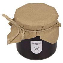 Мед натуральный «Гречишный» в подарочной обертке