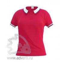 Рубашка поло «Stan Russian W 10», женская