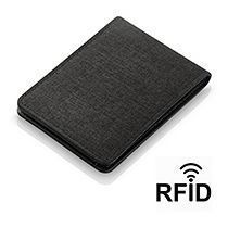 Портмоне с RFID - защитой от считывания данных кредиток