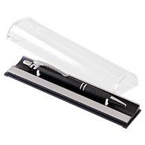 Набор «Neon», черный: шариковая ручка в упаковке