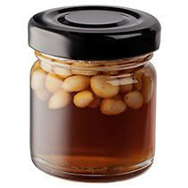 Мед «Bee To Bear Mini», с кедровыми орехами