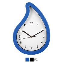 Часы настенные «Капля нефти»