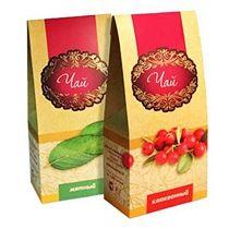 Чай листовой в коробочках «домик», 50 г