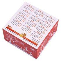 Блок на 500 листов с печатью на 4 торцах