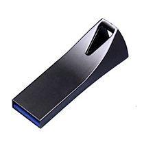 Флеш-накопитель с мини чипом, оригинальный дизайн с отверстием