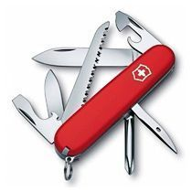 Офицерский нож «Hiker 91», красный