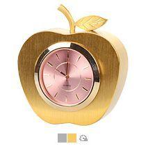 Часы настольные «Яблоко»