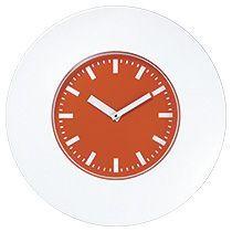 Часы настенные «Гранд» для рекламной вставки
