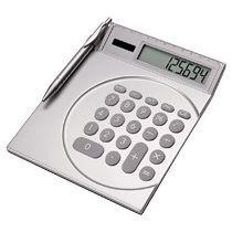 Калькулятор с ручкой и линейкой