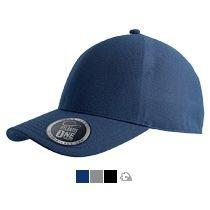 Бейсболка «Cap One», один сплошной клип