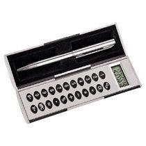 Магический калькулятор «Лоренс» с ручкой