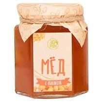 Мёд цветочный «С облепихой»