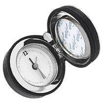 Дорожные часы-будильник с фоторамкой. общий вид