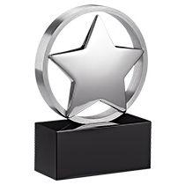 Статуэтка наградная «Звезда»
