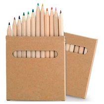 Набор цветных карандашей «Boys» (12 шт.)