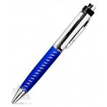 Флешка-ручка с кожаной вставкой