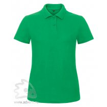 Рубашка поло «ID.001/women», женская