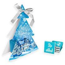 Новогодний шоколадный набор «Ёлочка», 60 г