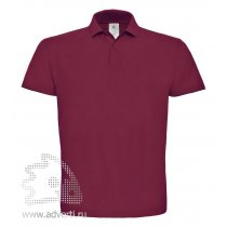 Рубашка поло «ID.001», мужская