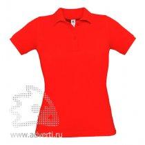 Рубашка поло «Safran Pure/women», женская