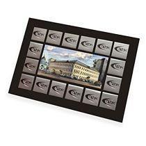 Шоколадный набор «Пенал», 120 г