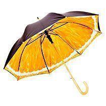 Зонт «Апельсин», полуавтомат