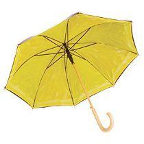 Зонт «Лимон», полуавтомат