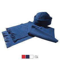 Комплект «Unit Fleecy»: шапка и шарф